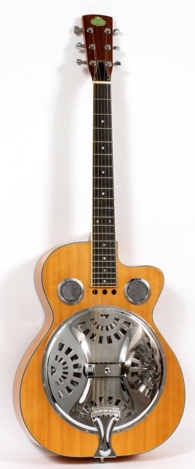 Regal Acoustic Slide Guitar