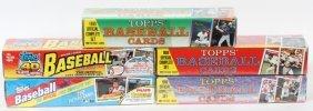 Topps Baseball Cards 1988-1992