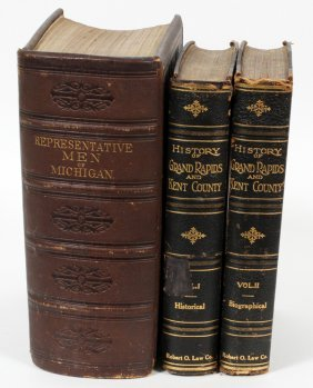 History Of Grand Rapids And Kent County Michigan