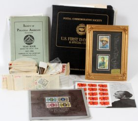 Stamp Collection, Philatelic Yearbook