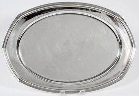 Gorham Sterling Platter