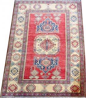 Kazak Afghan Rug