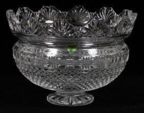 Waterford Crystal Centerpiece Bowl