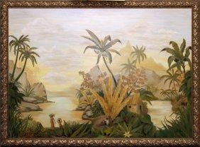Christine Codish Contemporary Oil On Canvas
