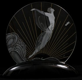 Erte Luminere Etched Glass Crystal #50/175
