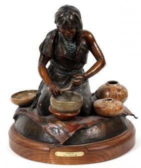 Susan Kliewer American Bronze Nampeyo