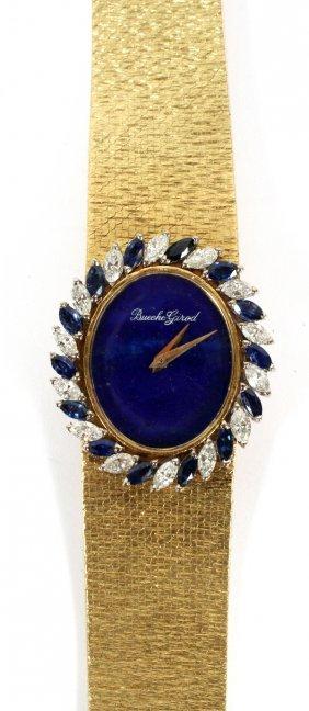 Bueche Girod 18kt Gold Lady's Wristwatch