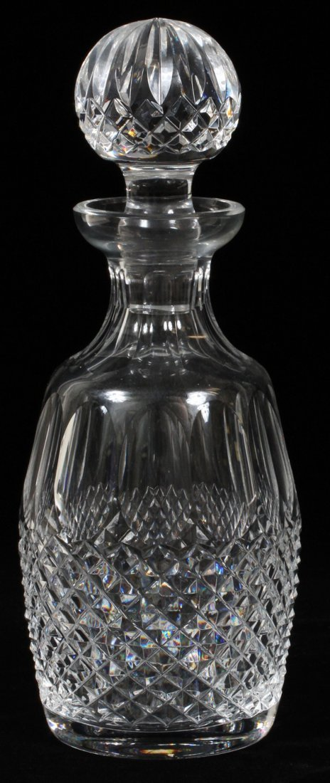 WATERFORD 'COLLEEN' CRYSTAL DECANTER