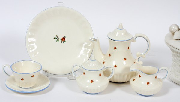 DODIE THAYER POTTERY 40 PIECES - 3