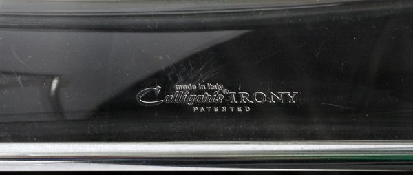 'CALLIGARIS IRONY' ITALIAN MID CENTURY LUCITE CHAIR - 3