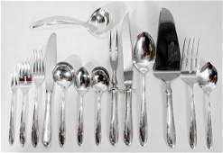 051009: TOWLE STERLING SILVER FLATWARE SERVICE MADEIRA
