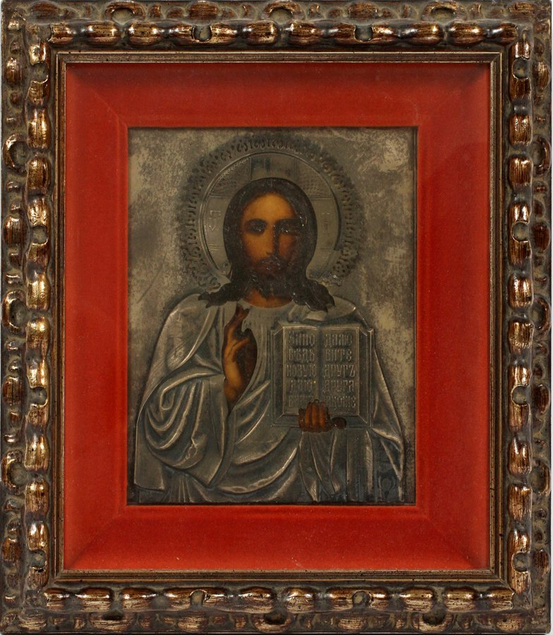 RUSSIAN ICON OF CHRIST