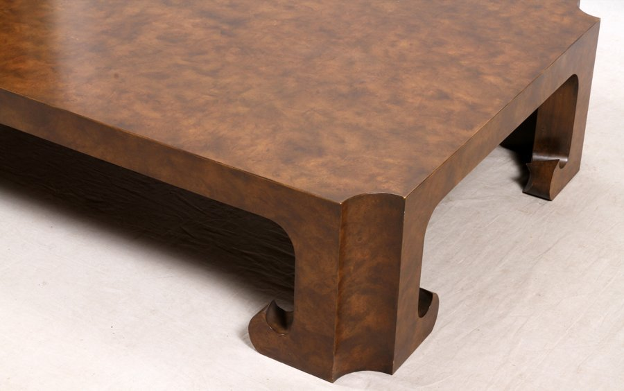 BAKER CHINESE STYLE COFFEE TABLE - 2