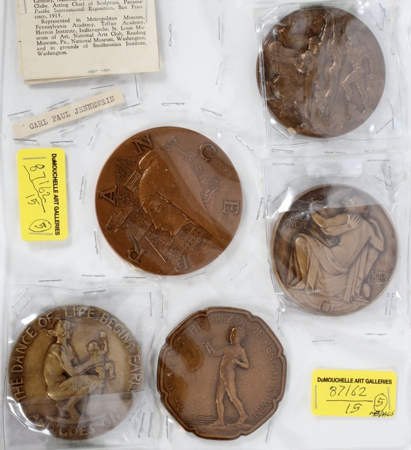 OLYMPIC  STYLE BRONZE MEDAL