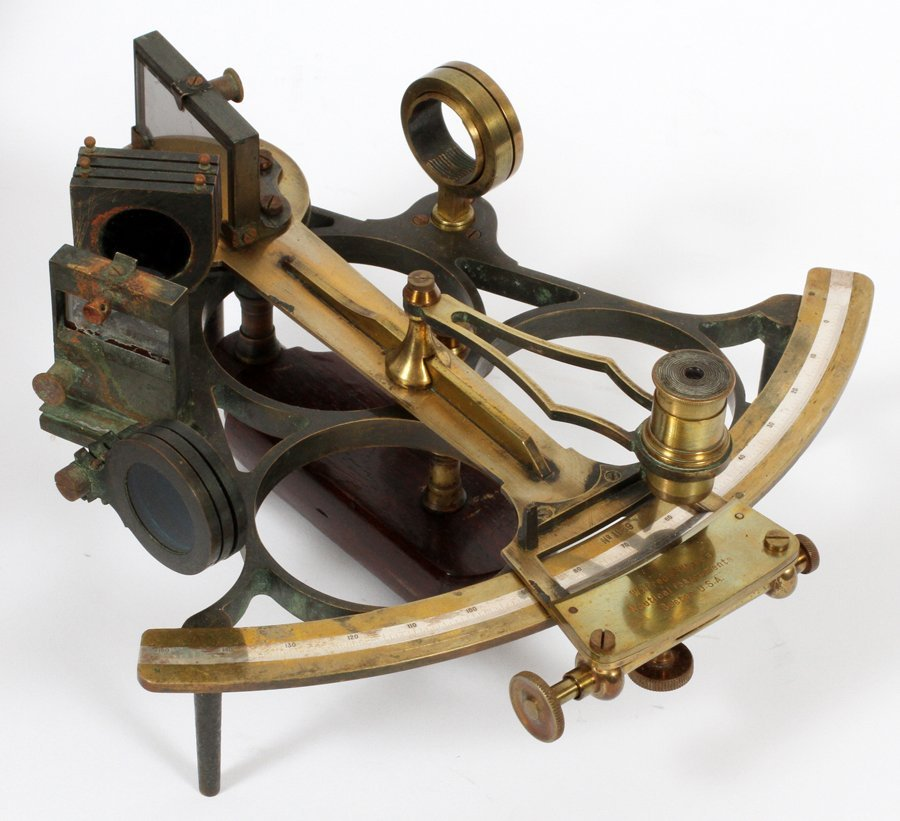 WILFRED O'WHITE SEXTANT