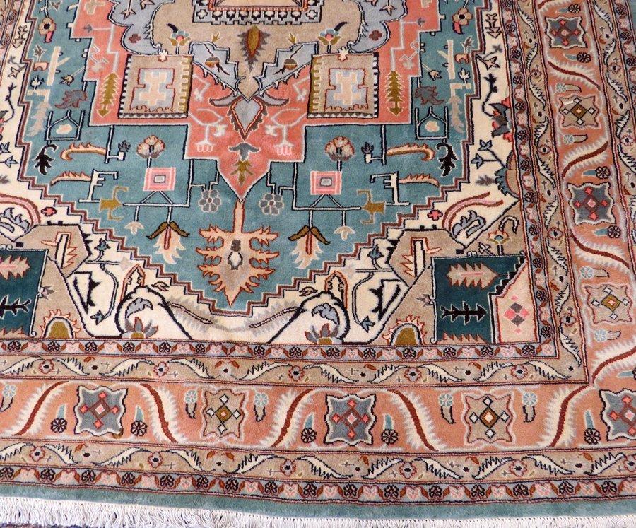 PERSIAN TABRIZ WOOL CARPET - 2