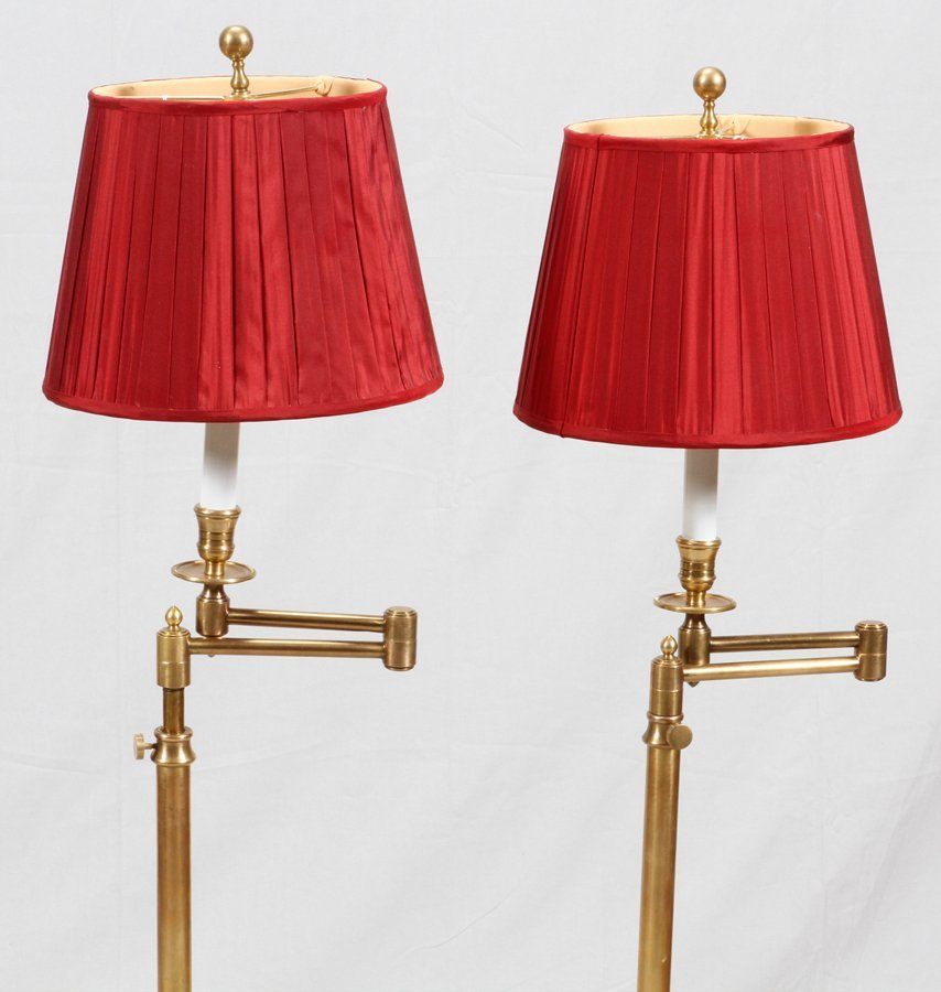 FLOOR LAMP GROUPING 2 PCS. - 2