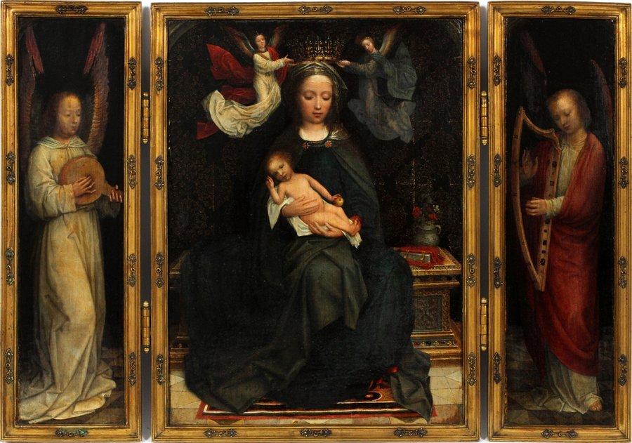 STUDIO OF ADRIAEN ISENBRANT (FLEMISH, 1490-1551), TRIPT