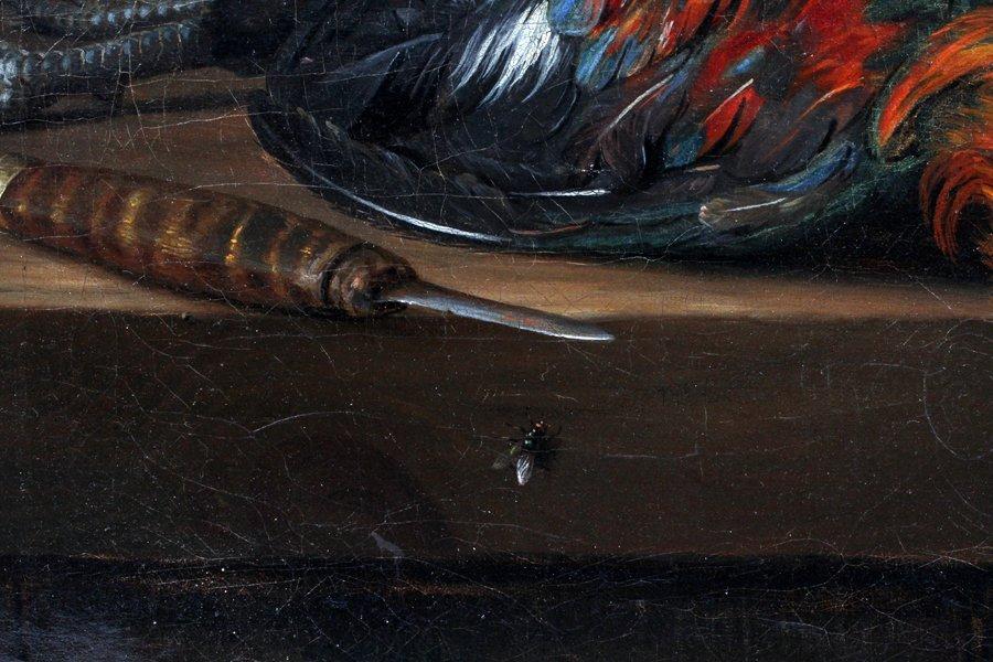 FRANZ DIDRIK BOE OIL ON CANVAS 1848 - 3