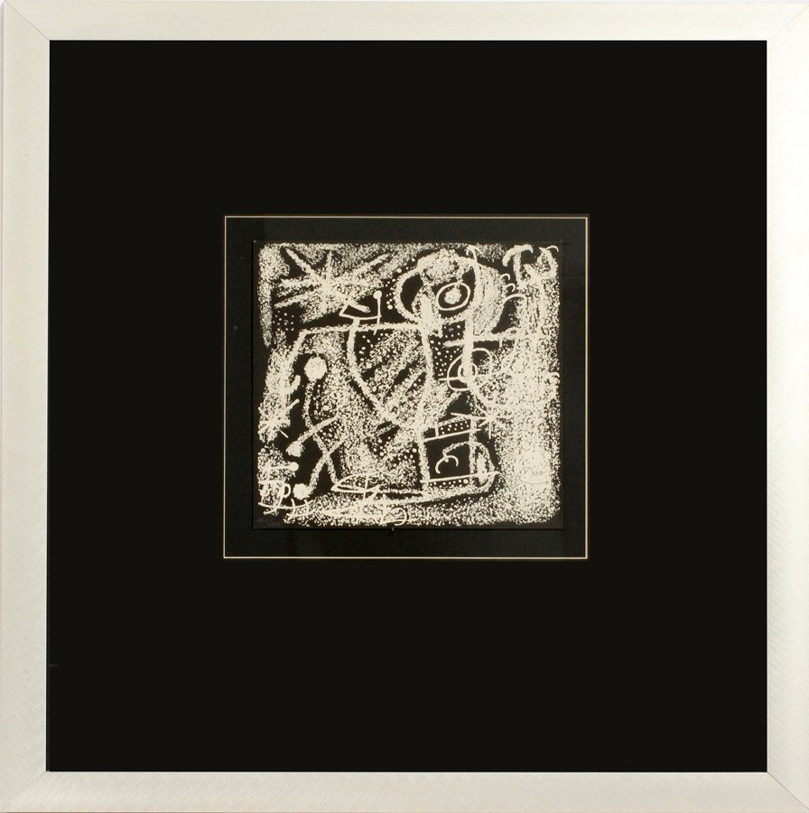JOAN MIRO LITHOGRAPH JUAN MIRO Y CATALUNA 1968 - 3