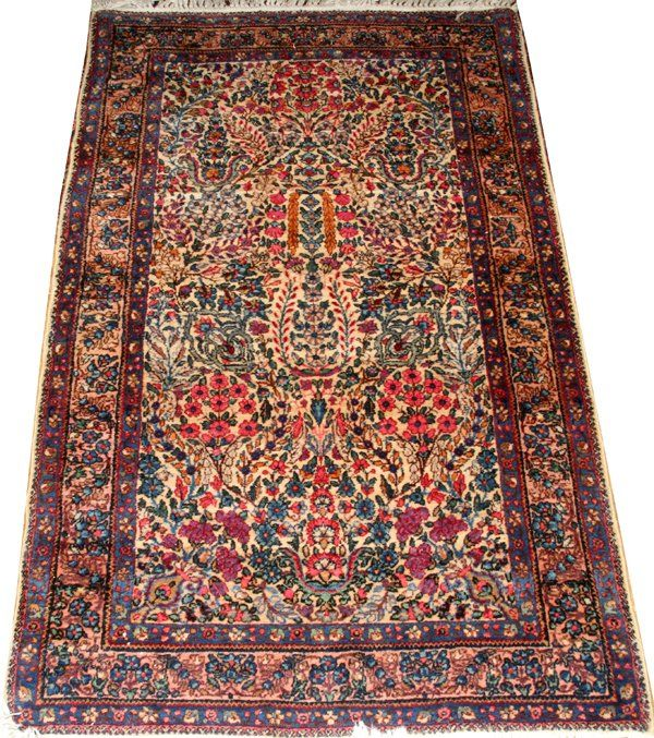 KERMAN PERSIAN HANDWOVEN RUG