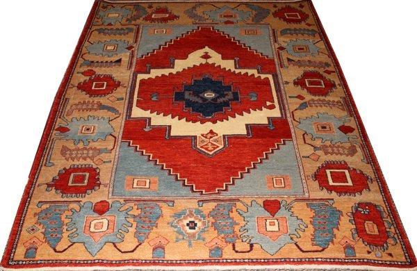 TURKISH SERAPI DESIGN CARPET