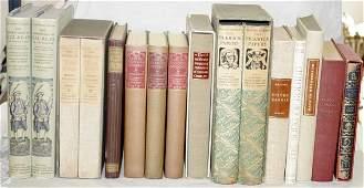 060152 LITERATURE LIMITED EDITION CLUB BOOKS 11