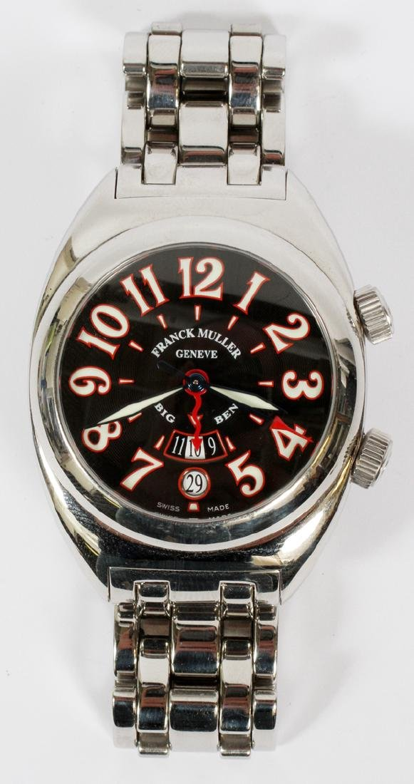 FRANCK MULLER GENEVE 2000 BIG BEN WRIST WATCH