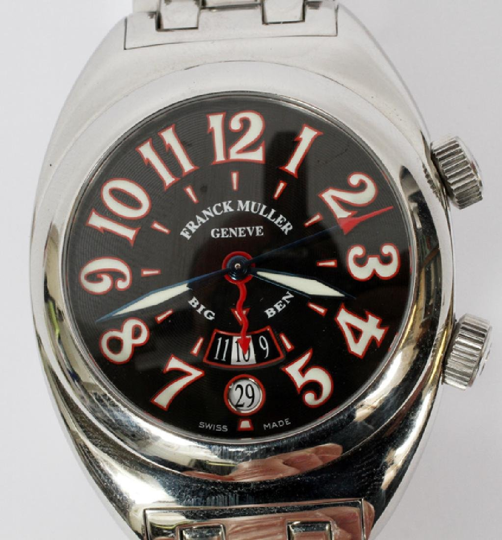FRANCK MULLER GENEVE 2000 BIG BEN WRIST WATCH - 2