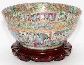 CHINESE PORCELAIN BOWL 19TH CENTURY