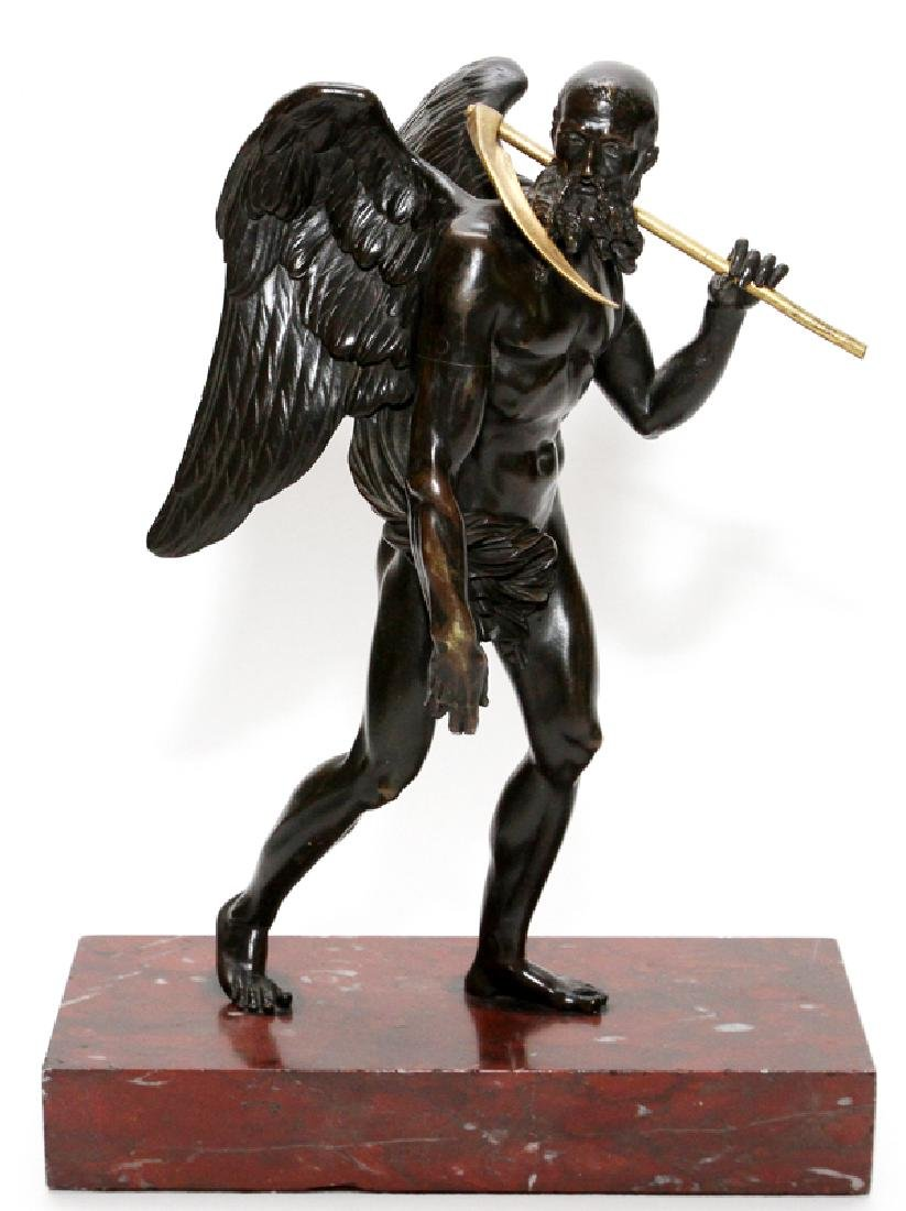 EUROPEAN BRONZE SCULPTURE