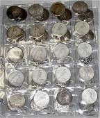 070324: AMERICAN MORGAN PEACE LIBERTY HEAD SILVER $1'S