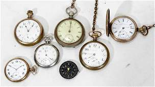 071282 WALTHAM ADDISON  OTHER POCKET WATCHES