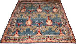 KENT WILLY TURKISH HAND WOVEN WOOL CARPET