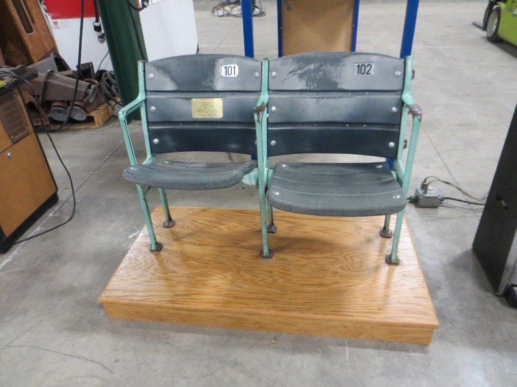 WRIGLEY STADIUM SEATS