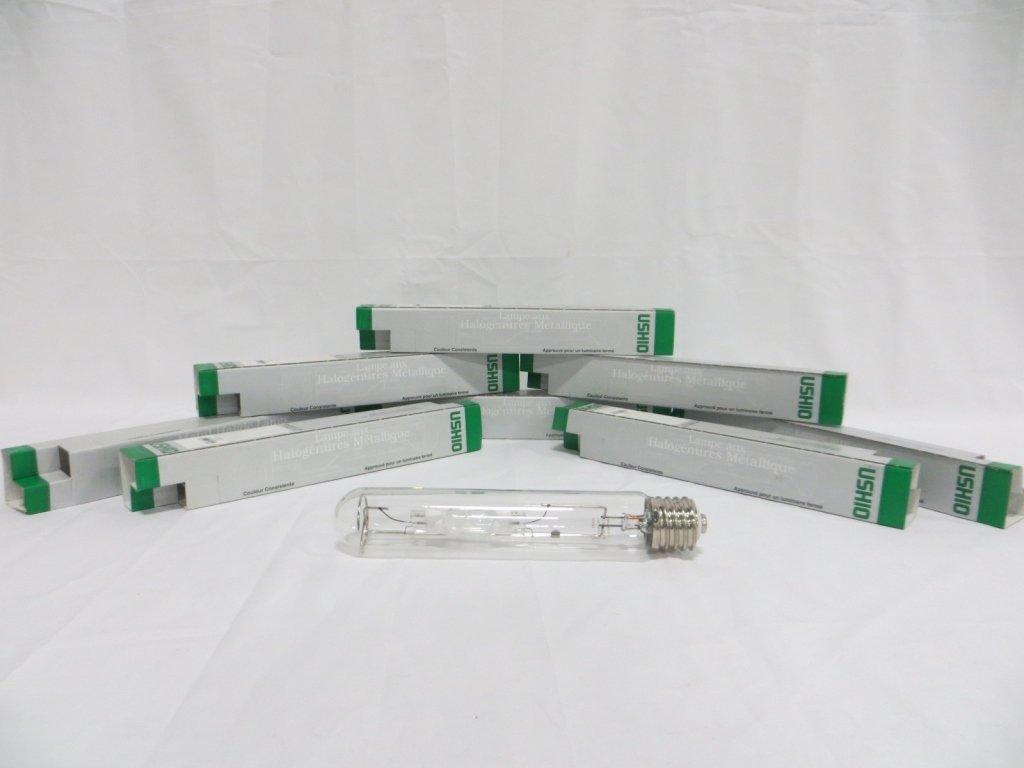USHIO 400W METAL HALIDE LAMP UHI-S400AQ/10 10000K