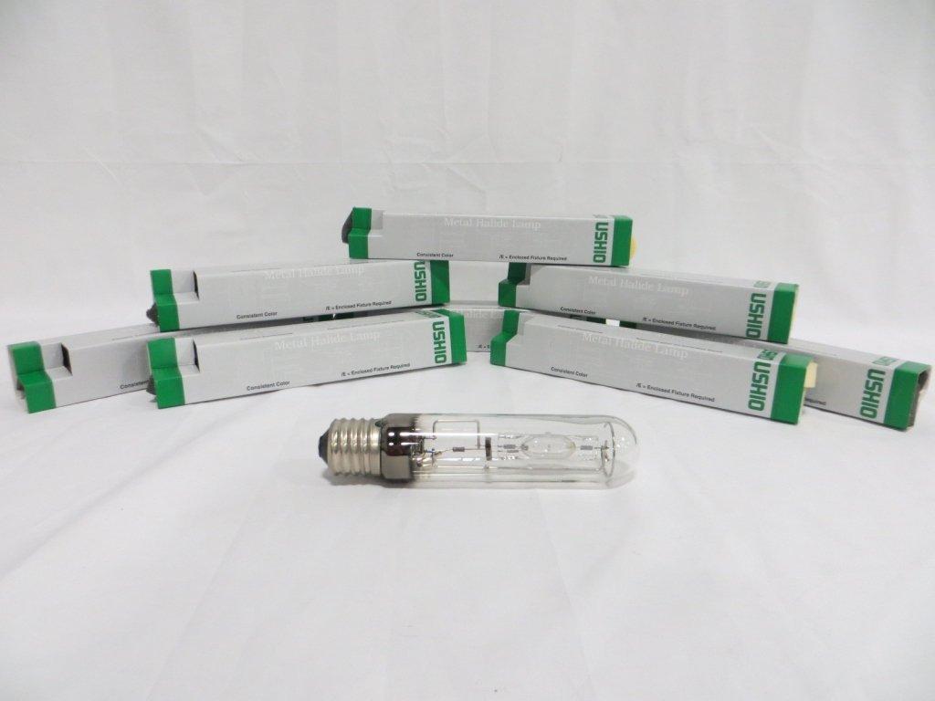 USHIO 250W METAL HALIDE LAMP UHI-S250AQ/10/CWA