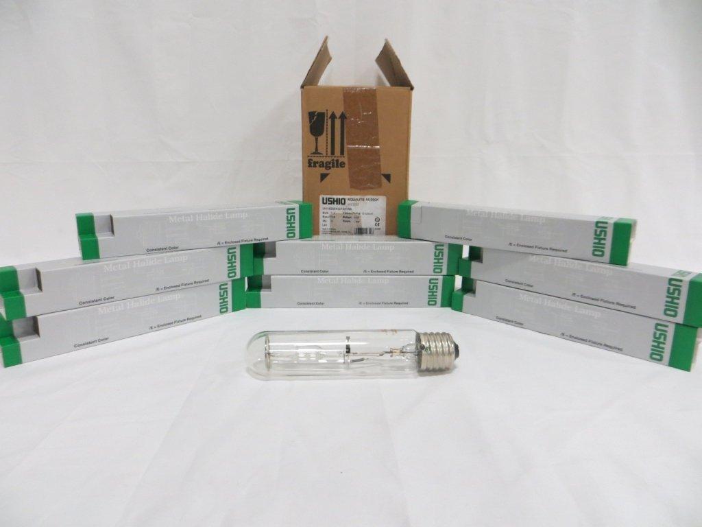 USHIO 250W METAL HALIDE LAMP UHI-S250AQ/14/CWA