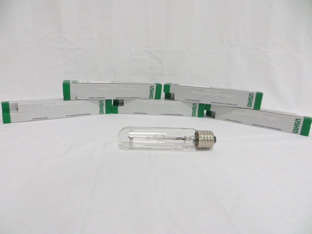 USHIO 175W METAL HALIDE LAMP UHI-S175AQ 10000K