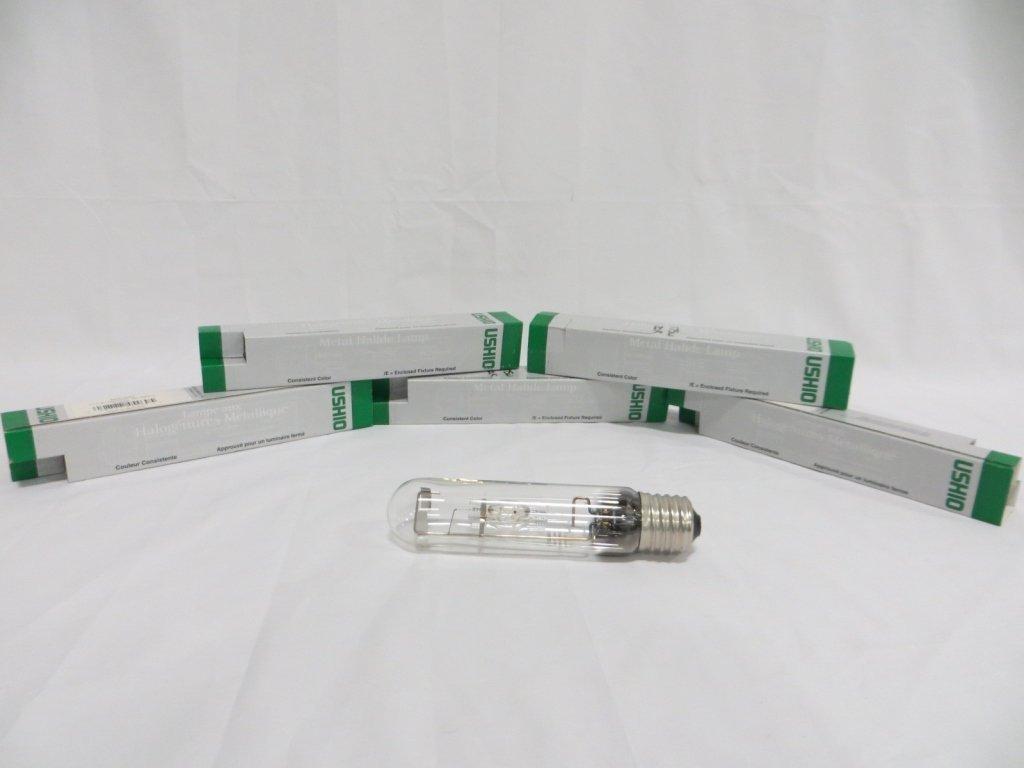 USHIO 175W METAL HALIDE LAMP UHI-S175AQ/20