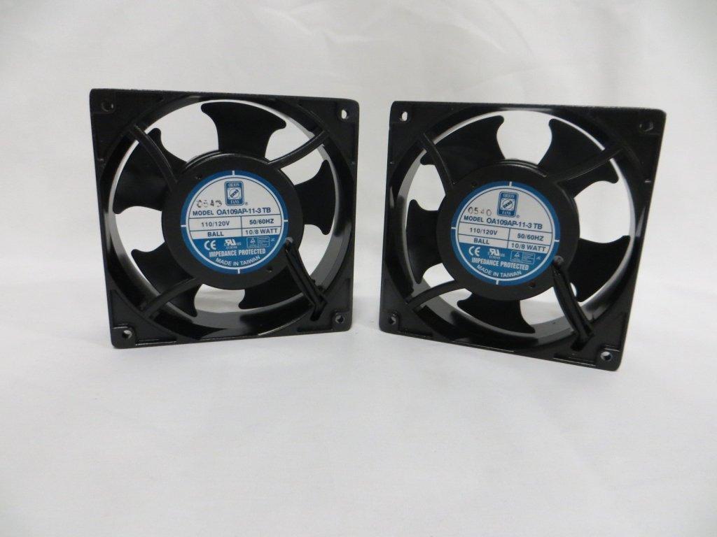 ORION FANS 10/8W MODEL OA109AP-11-3 TB