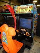 NICKTOONS RACING DRIVING GAME