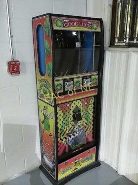Good Luck Candy Machine (twin)