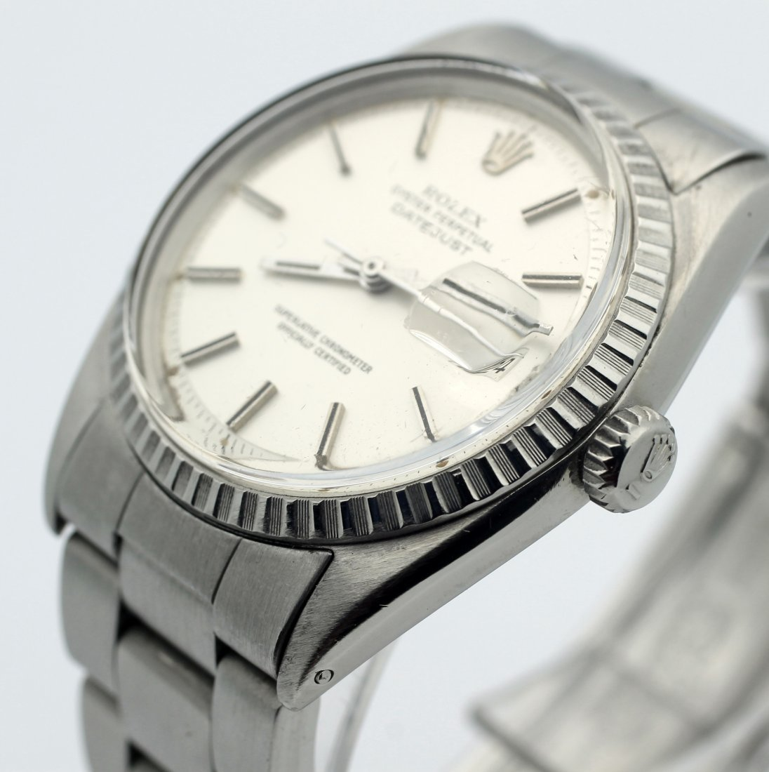 1967 ROLEX Oyster Perpetual DATEJUST Ref. 1603 - 3