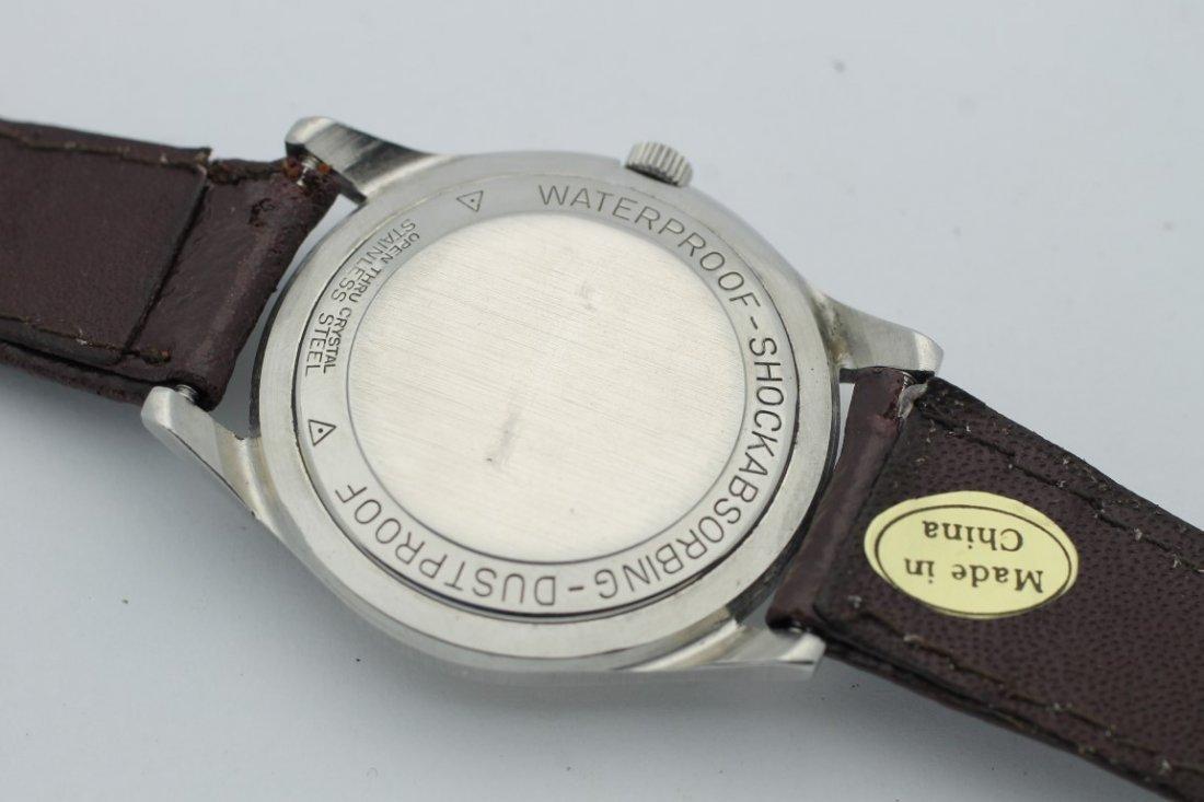 Lemarc Wind Up Mens Vintage Watch - 4
