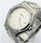 EBEL 1911 Swiss Quartz Ref. E9187251 Stainless Steel