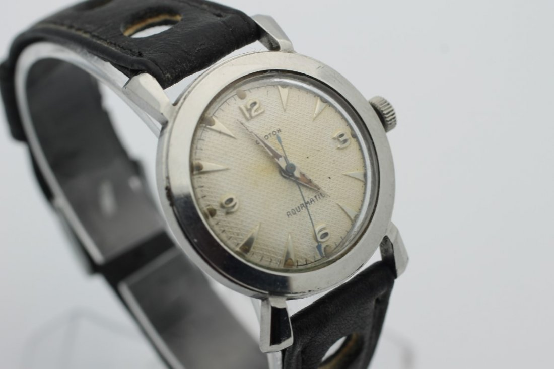 Croton Aquamatic Mens Automatic Vintage Watch - 2