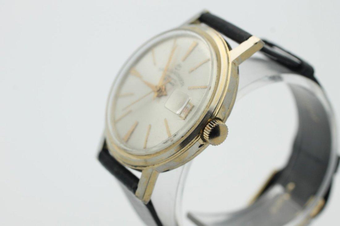 Vintage Paul Garnier 29 Jewel Mens Date Wid Up Watch - 3