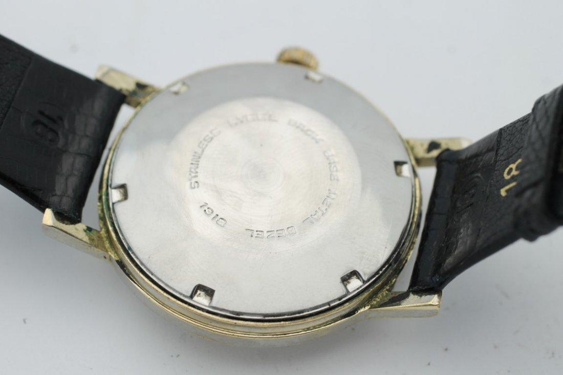 Vintage Paul Garnier 29 Jewel Mens Date Wid Up Watch - 4