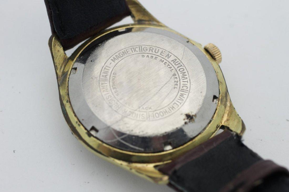 Gruen Precision 25 Jewel Autowind Mens Automatic Watch - 4